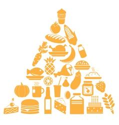 Food vector