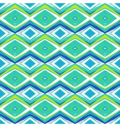 Modern pattern in hipster style vector image