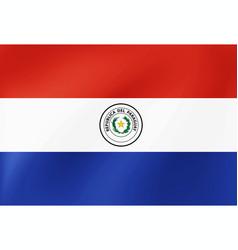 Paraguay flag national uruguayan symbol for of vector