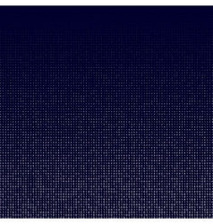 Background of binary code vector image
