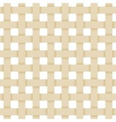 Beige paper lattice abstract seamless Monochrome vector