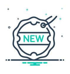 Brand new vector