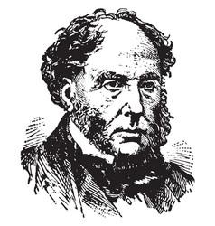 Sir archibald alison vintage vector