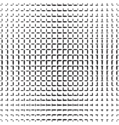 dotted abstract halftone background vector image vector image