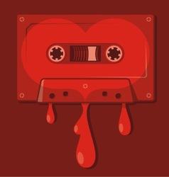 love songs vector image