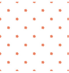 Seamless geometrical pattern with small round vector