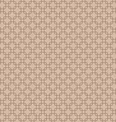 Seamless round corner squares pattern background vector image vector image