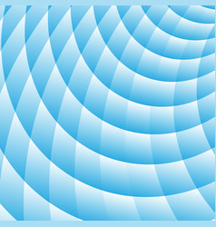 Blue abstract perspective background vector
