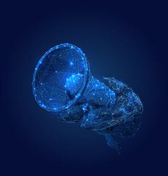 Brain lp bl vector