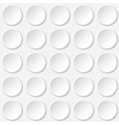 buttons background vector image vector image