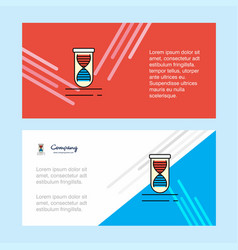 dna abstract corporate business banner template vector image