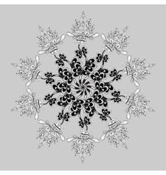 Rounds texture vector