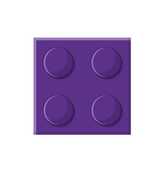 Blocks toy design vector
