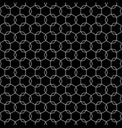 Seamless pattern subtle ornate texture vector