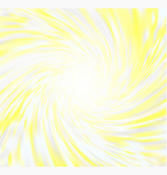 Swirling yellow background vector