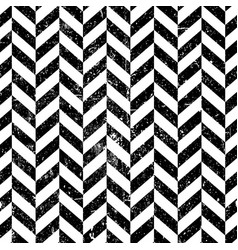 Vintage seamless chevron pattern textured vector