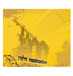 Under construction2 vector image