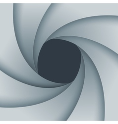 Swirly white paper background vector