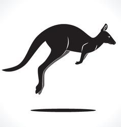 kangaroo 5 vector image vector image