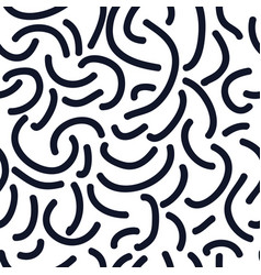 simple minimalistic seamless pattern vector image