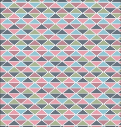 delicate-triangle-pattern vector image
