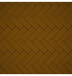 Wooden striped textured parquet background vector image