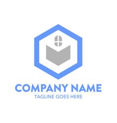 building logo-13 vector image