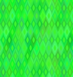 Green geometric background seamless pattern vector