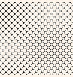 mesh seamless pattern simple geometric texture vector image
