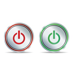 power icon vector image