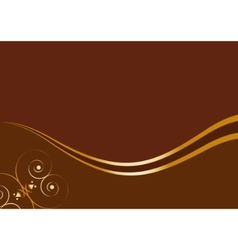chocolate concept vector image vector image
