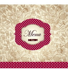 classical background vector image vector image