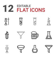 Fluid icons vector