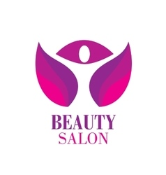 Logo beauty vector