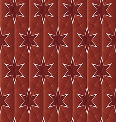 Mosaic Geometric background vector image