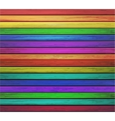Colorful wooden background Eps10 vector
