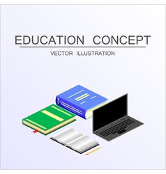 concept education 27 vector image