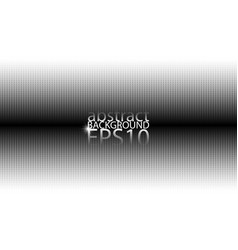 Squares bg halftone vector