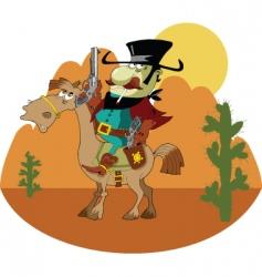 bandito vector image
