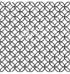 vintage seamless pattern textured vector image vector image
