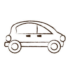 Small car icon image vector