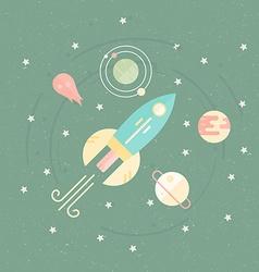 Space Concept vector