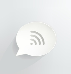 Wireless Connection vector image