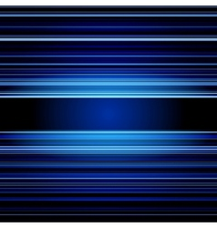 Abstract retro blue stripes colorful background vector