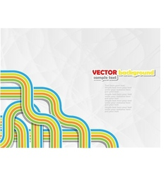BACKGROUND ABSTRACT STYLE vector image