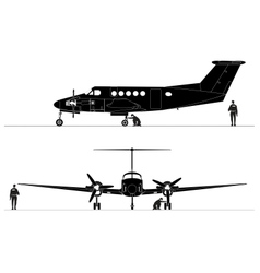 Civil utility aircraft vector