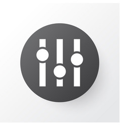 stabilizer icon symbol premium quality isolated vector image
