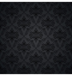 seamless background in vintage vector image vector image