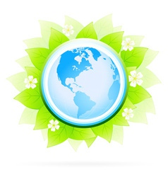 Green Icon vector image
