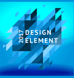 minimalistic design creativediagonal background vector image
